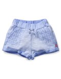 Cakewalk - P Capri - Short Dami - Royal Blue