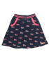 Moodstreet - Girls Skirt Knee Length s - Navy