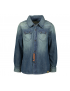 Moodstreet - Boys Denim Blouse - Washed Denim