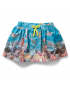 Cakewalk - Skirt Short Tyria - Maui Blue