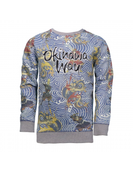 The Future is ours - Sweater - Okinawa - Multi