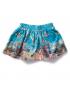 Cakewalk - Skirt Short Tyria - Maui Blue