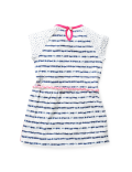 Cakewalk - Dress S/SL Sieba - Bright White