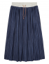 Scotch & Soda R'belle - Rok Maxi Navy