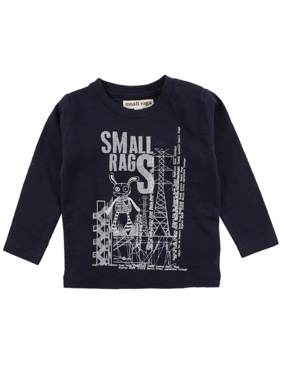 Small Rags - Felix Longsleeve - Outer Space