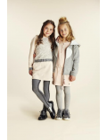 Blue Bay Kids - Jurk - Merve Pastel Rose