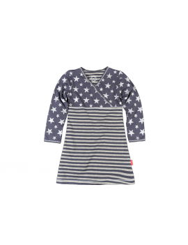 Claesen's - Pyjama - Girls Night - Stripes/Star