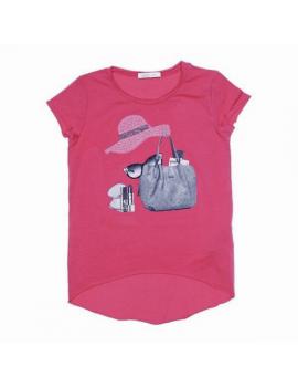 Liu Jo - T-Shirt - Maxi Cap & Bag