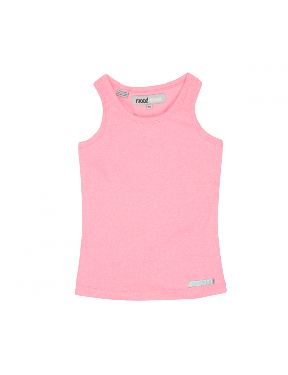 Moodstreet - Girls tank top - Fresh Pink