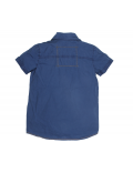 Moodstreet - Boys blouse chest pocket - Denim