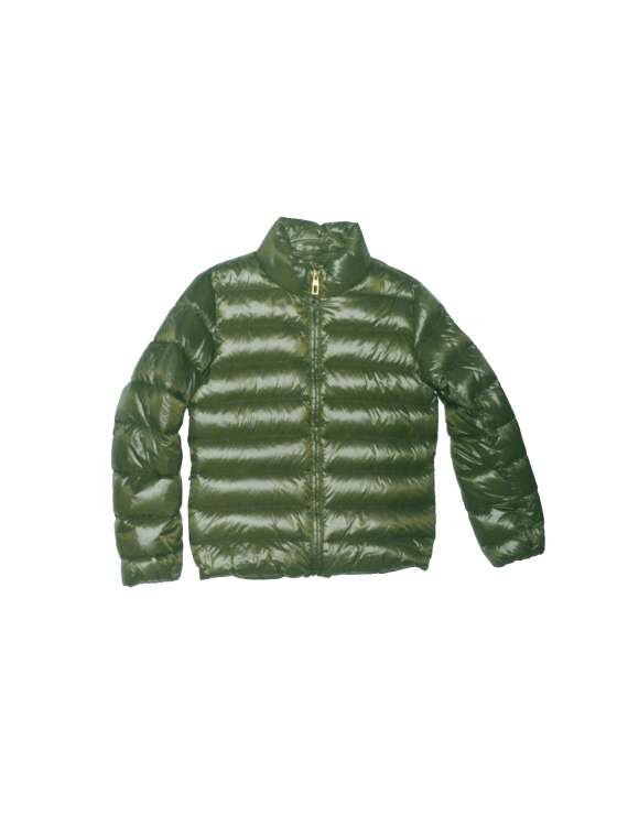 River Woods - Basic Down Jacket - Kaki