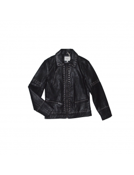 Pepe Jeans - Jacket - Jania Jr - Leather Look