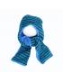 Strass Kids - Bonnet (écharpe) - Vert/Bleu