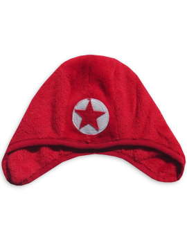 Kik Kid - Cap - Speedy Fur - Red