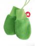 Kik Kid - Mittens - Green