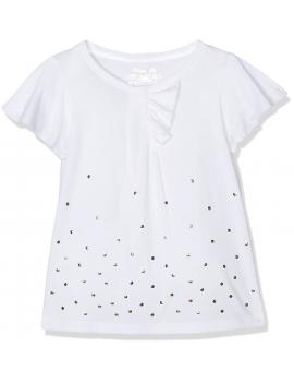 Pauline B - T-Shirt - Mercury Strass