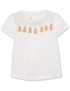 Pauline B - T-Shirt - Sonate White