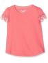 Pauline B - T-Shirt - Soul Geranium
