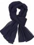 Terre Bleue - Sjaal - Bessy Navy