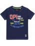 Quapi - T-Shirt - Karel - Jeans Blue