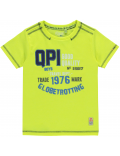Quapi - T-Shirt - Karel - Neon Yellow