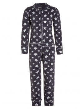 Claesen's - Girls Pyjama Suit - Stripes/Star