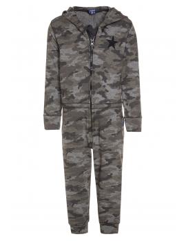 Claesen's - Pyjama - Onesie - Army