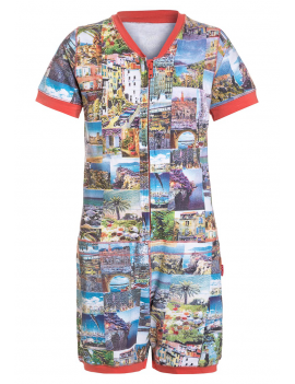 Claesen's - Girls Pyjama - Summer Print
