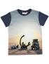 Molo - T-Shirt - Ragnij - Black Rock Desert
