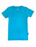 Claesen's - T - shirt V Neck - Pyjama - Aqua