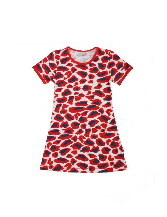 Claesen's - Girls Pyjama - Panther