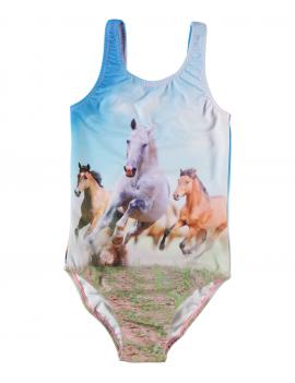 Claesen's - Girls Badpak - Horse
