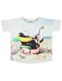 Molo - T-Shirt - Raeesa - Beach Animals