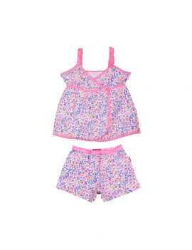 Claesen's - Girls Doll - Neon Flower