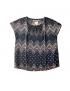 Pepe Jeans - T-Shirt - Tulia Rayon Ocean