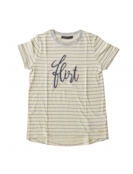River Woods - T-Shirt - Striped