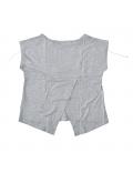 Iko - T-Shirt Tesoi Fol Mimel Grey