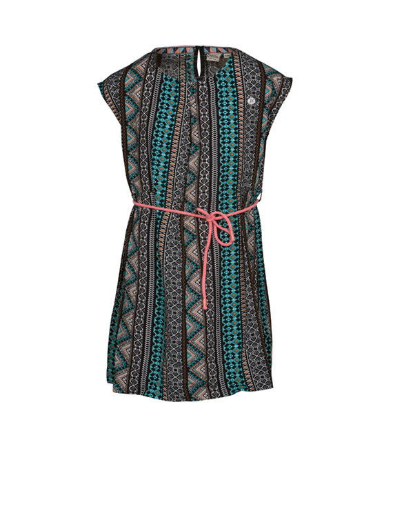 Indian Blue Jeans - Summer Dress - Aztec Print