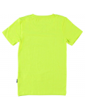 Claesen's - T - shirt V Neck - Pyjama - Neon Yellow