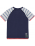 Quapi - T-Shirt - Karter Jeans Blue