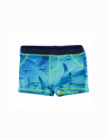 Claesen's - Boys Tight Fit Swimboxer - Shark Print
