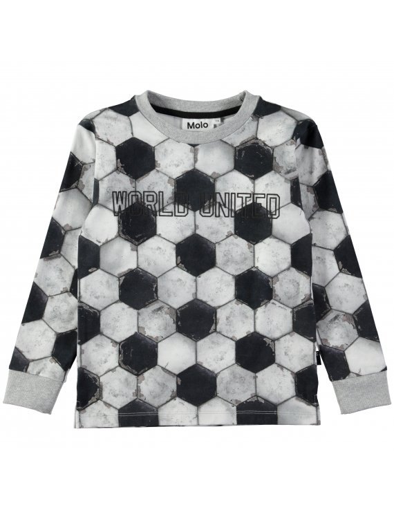 Molo - Longsleeve - Rai - Football Structure