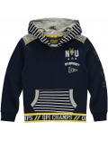 Quapi - Hooded Sweater - Lanvin - Navy