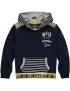 Quapi - Hooded Sweater - Lanvin - Navy