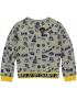 Quapi - Sweater - Landon - Grey Melee Collage