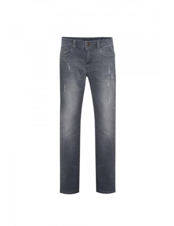 Terre Bleue - Jeans Broek - Jef Grey Denim