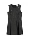 Nik & Nik - Jurk - Bella Dress Black
