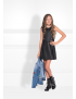 Nik & Nik - Jurk - Bella Dress Black