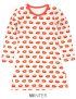 Claesen's - Girls Pyjamas - Red Lips / Gray