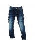 Jeans - Dex - Blue Denim